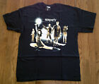 SALE Serenity Firefly Cast Glow Licensed Large Adult T Shirt