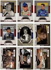 2013 Press Pass Legends Base Card You Pick Your Driver or Finish Your Set B