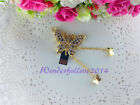 New 4-32GB Crystal Butterfly Model USB2.0 Flash Memory stick Pen Drive Udisk