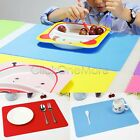 GTI - Silicon Placemat Baking Cake Bread Cooking Tray Non Stick Mat 60 x 40 cm