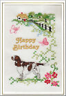 English Springer Spaniel Birthday Card  by Dogmania  - FREE PERSONALISATION
