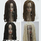 African Style Fashion Weave Dreadlocks Wig Long Curly Roll Hair Costume Full Wig