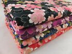 CT Cherry Blossom Flowers 100% Cotton Japanese Fabric