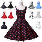 GK Sale Vintage Style Swing 1950s 1960s Housewife Pinup Rockabilly EVENING Dress