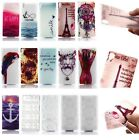 For Sony Xperia M2/z3/z4 Painted Soft Tpu Ultrathin Transparent Skin Case Cover