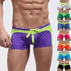 Fashion HOT Men's sexy low-waist Boxer Swimming Swim Trunks Swimwear Sz XL L M S