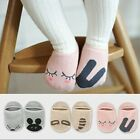 Pop Baby Children Socks Cute Cartoon Owl Asymmetric Socks Casual Cotton Socks LJ
