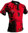 Welsh Dark Venom Supporters Rugby Shirt S-4XL Olorun Wales Rugby Shirt