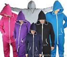 Onesie Mens Womens Unisex Hoodie Jumpsuit Active Sleepwear All In One Nordic Way