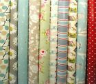 Clarke & Clarke PVC Fabric WIPE CLEAN Tablecloth Oilcloth All Designs and Sizes