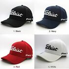 New Titleist Low Rise Performance Cap/Hat/Headwear - 4 Colors One Size Fits All