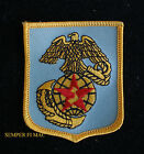 SOUTH VIETNAM MARINES  HAT PATCH VETERAN RVN PIN UP US MARINES RED STAR INFANTRY