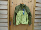 TRESPASS GREEN GAARDER BIRDS THERMAL BREATHABLE WATERPROOF SKI BOARD JACKET 1516