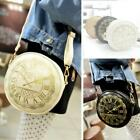 Clock Watch Pattern Bag Side Bag Cute Kawaii Lolita Handbags Purses 3 Colors LJ