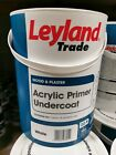 Leyland Trade Quick Drying Water Based Acrylic Wood Primer Undercoat White