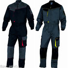 Delta Plus Panoply DMCOM D-Mach Mens Kneepad Work Overalls Coveralls Boilersuit