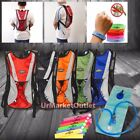 Hydration Backpack+2L Bladder Bag+Anti Mosquito Wristbands For Hiking/Camping