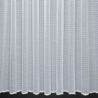 EMILY - ALLOVER SPOT NET CURTAIN - 11 DROPS - SOLD BY THE METRE - CUT TO WIDTH
