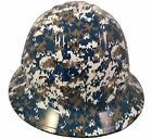 """WILD-SIDE"" ""DIGITAL CAMO"" HYDRO DIPPED Safety FB/CS Hard Hats  DO YOU DARE?"