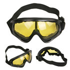 Military Utility Airsoft Tactical Paintball Snowboard Ski Gear Goggle Glasses