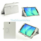 """Smart Cover Magnetic Leather Sleep/Wake Case For Samsung Galaxy Tab A 8.0"""" 9.7"""""""