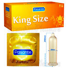 1 - 3 - 20 - 50 - 100 x Pasante King Size XL condoms - XXL Large Free shipping