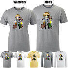 Pewdiepie barrel Kids Childrens Cute Cartoon Pattern Long Short Sleeve T-shirt