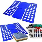 Magic Fast Speed Clothes Laundry Folding Fold Board T-shirt Child Adult S/L size