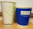 Disposable paper hot drink tea/coffee/hot chocolate cups 12oz and 16oz Hot cup