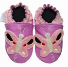 JACK & LILY Infant Baby Booties Baby Soft Shoes 12-18 Months Girl Boy See Colors
