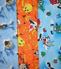 LOONEY TUNES  #2  Fabrics, Sold Individually, Not As a Group, By The Half Yard