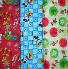 *MICKEY MOUSE* #2  SCRUB TOPS, SIZES XS-2X, Larger Sizes Avail, YOUR CHOICE