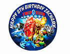Skylanders Trap Team Party Cake Decoration icing sheet Birthday Party Cake