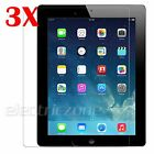 HD Premium Real Tempered Glass Film Screen Protector for iPad 4 3 2&Mini &Air