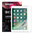HD Premium Real Tempered Glass Film Screen Protector for iPad 5 4 3&Mini &Air