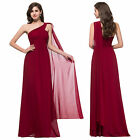 Womens Long Chiffon Bridesmaid Wedding Cocktail Evening Gowns Prom Party Dresses