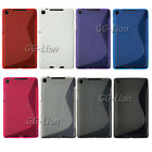 Silicone TPU Gel Rubber S-line Case Cover for ASUS Google Nexus 7 2nd Gen (2013)