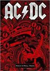 AC/DC Rock N Roll Train Textile Flag - NEW & OFFICIAL