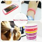 1PC Multifunction Phone Frame Case+Cup Insulator Sleeve+Wristband 6 Colors LJ