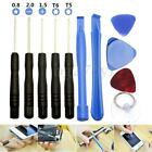 11 In 1 Repair Opening Tool Kit Set Pry Screwdriver For iPhone6 6Plus 5S 5 4s 4