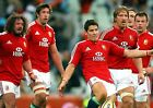 BRITISH LIONS (2009 SOUTH AFRICAN TOUR RUGBY UNION) PHOTO PRINT 03A