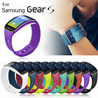 Replacement Wrist Band Strap Bracelet w/Clasp For Samsung Galaxy Gear S SM-R750 image