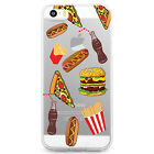 TPU Case for iPhone 5/5s - Summer Foods Eats