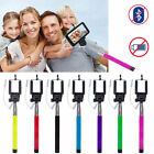 Handheld Shutter Selfie Stick Photo Capture For iPod iPhone Samsung Android IOS
