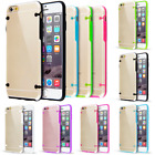 Tasche Hülle f Apple iPhone 6s Bumper Cover Case TPU Silikon Kappe Bag Schutz