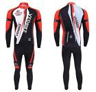 New Autumn NEW long sleeve Bicycle Bike Cycling Wear Jacket Jersey Pants Sets