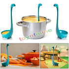 Nessie Kitchen Bar Gifts Home Soup Ladle Cool Design Loch Ness Monster Spoons