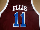 MONTA ELLIS LANIER HIGH SCHOOL JERSEY MAROON NEW -  ANY SIZE XS - 5XL