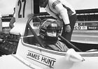JAMES HUNT 31 (FORMULA 1) PHOTO PRINT