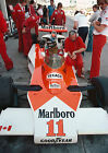 JAMES HUNT 11 (FORMULA 1) PHOTO PRINT